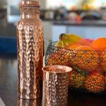 Zašto je dobro piti vodu iz bakrene boce?