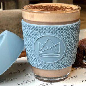 Šalica za kavu Super Sonic 340ml – Siva