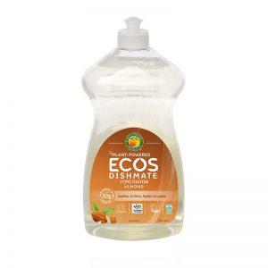 ECOS prirodni koncentrirani deterdžent za pranje posuđa – miris badem 750ml