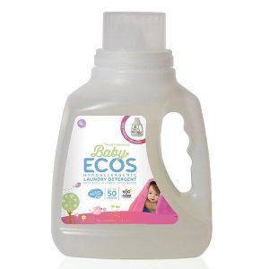 ECOS prirodni detergent za dječje rublje Miris Ljiljan– 50 pranja