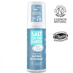 Salt of the Earth OCEAN & COCONUT DEODORANT SPRAY 100ml