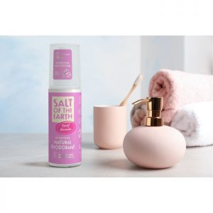 Salt of the Earth PEONY BLOSSOM DEODORANT SPRAY 100ml