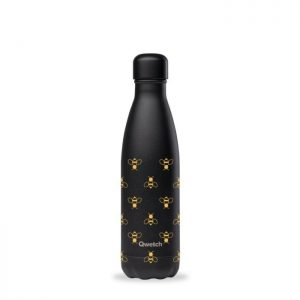 Qwetch termos boca All Black Bee 500 ml
