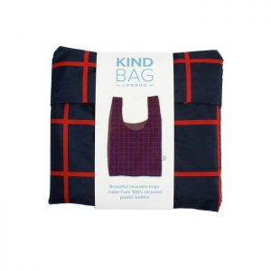 Kind Bag Shopping torba za višekratnu upotrebu – Grid