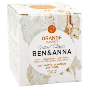 Ben&Anna prirodna pasta za zube Naranča s Fluoridom 100ml