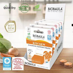 Biobaula ekološke tablete za čišćenje kuhinje