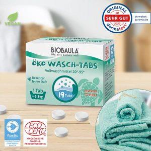 Biobaula ekološke tablete za Pranje rublja