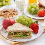 5 zdravih obroka za povratak u školu
