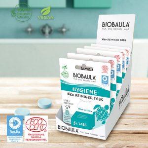 Biobaula ekološke tablete za higijensko čišćenje i dezinfekciju