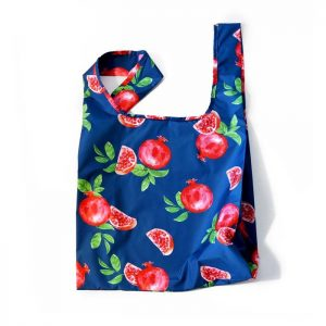 Kind Bag Shopping torba za višekratnu upotrebu – POMEGRANATE