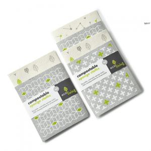 Biorazgradiva spužvasta krpa Cleaning Cloths- Set od 4 kom