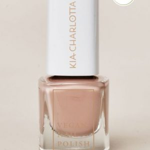 KIA-CHARLOTTA Veganski Lak za nokte,Trend Collection AUTHENTICALLY ME Soft Tan