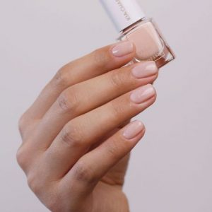 KIA-CHARLOTTA Veganski Lak za nokte, Basic Collection BELIEVE Sheer Pink