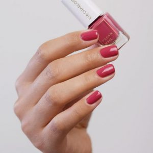 KIA-CHARLOTTA Veganski Lak za nokte, Basic Collection CONFIDENT Raspberry