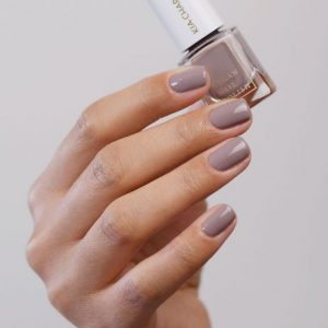KIA-CHARLOTTA Veganski Lak za nokte, Basic Collection COURAGEOUS Taupe