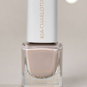 KIA-CHARLOTTA Veganski Lak za nokte, Basic Collection INTUITIVE ENERGY Nude