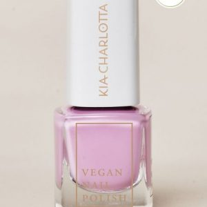 KIA-CHARLOTTA Veganski Lak za nokte,Trend Collection LITTLE HUG Pink Lavender