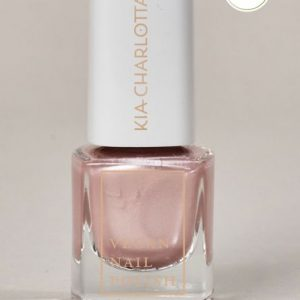 KIA-CHARLOTTA Veganski Lak za nokte, Basic Collection RECEIVE Pearl Pink
