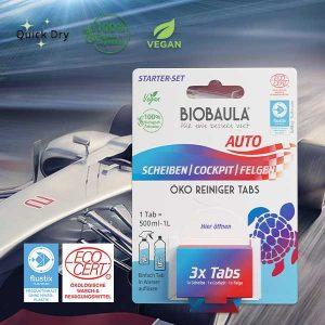 Biobaula Starter Set za Auto
