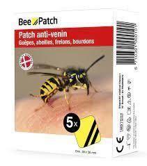 Bee-patch – Flaster nakon uboda pčela, osa i stršljena