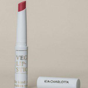 Kia-Charlotta 100 % Prirodni Veganski Ruž za Usne, Beyond Fear(Ruby Red)