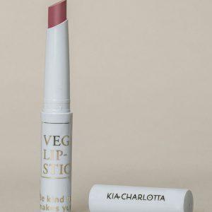 Kia-Charlotta 100 % Prirodni Veganski Ruž za Usne, Growth Mindset( Rosewood)