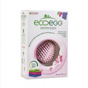 ECOEGG- jaje za sušilicu rublja – miris proljetnog cvijeća -2 KOMADA