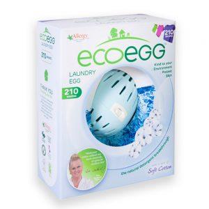 ECOEGG – JAJE za pranje rublja – miris svježeg pamuka – 210 pranja