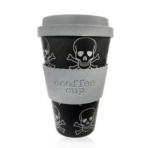 Ecoffee šalica za kavu/čaj  – Skullduggery 400ml
