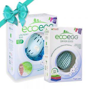 ECOEGG SET iz jajeta za pranje i sušenje rublja – miris svježeg pamuka