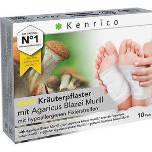 Kenrico ABM biljni flaster s gljivom Agaricus Blazei Murill