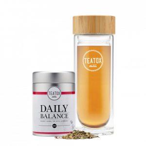 Čaj Daily Balance s termosicom