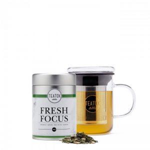 Čaj Fresh Focus sa šalicom