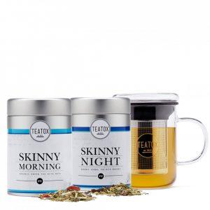 Čaj  Skinny Detox sa šalicom