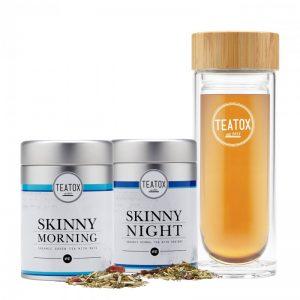 Čaj Skinny Detox s termosicom