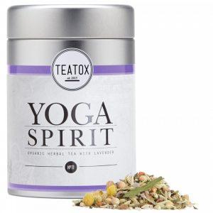 Čaj Yoga Spirit – Organski biljni čaj s lavandom 60g