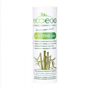 ECOEGG kuhinjske role od bambusa za višekratnu upotrebu