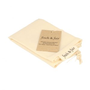 Vrećica za kruh iz organskog pamuka 40x30cm