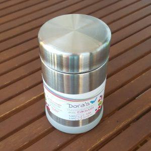 Dora's termos posuda za hranu –  metalna boja 450 ml
