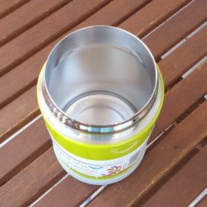 Dora's termos posuda za hranu – svjetlo zelena 450 ml