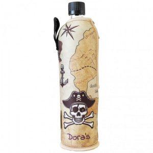 Dora's staklena boca Pirat