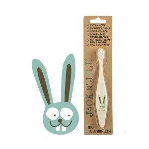 Bio četkica za zube – Jack N' Jill -Bunny