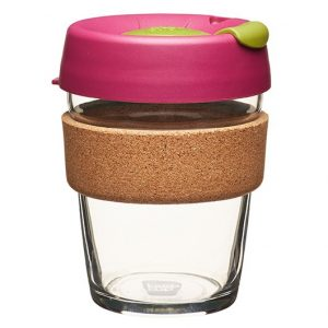 KeepCup Brew Cork Cinnamon 340ml