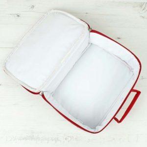 Keep Leaf – izolirana torbica za hranu – Geo