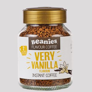 Beanies instant kava – Very Vanilla