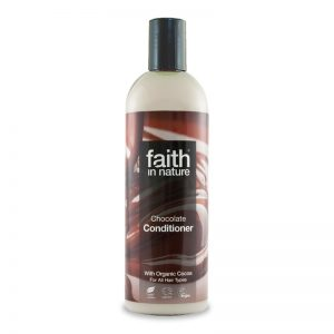 Faith in Nature balzam za kosu čokolada 400ml