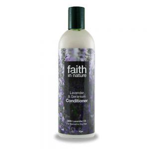 Faith in Nature balzam za suhu kosu lavanda 400ml