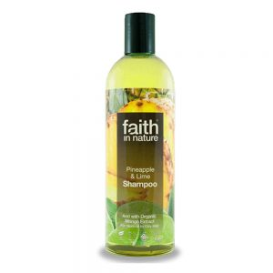 Faith in Nature šampon ananas i limeta 400ml