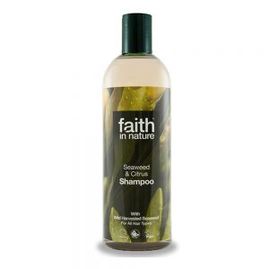 Faith in Nature šampon za kosu morska trava i Citrus 400ml