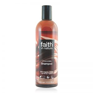 Faith in Nature šampon za kosu čokolada 400ml